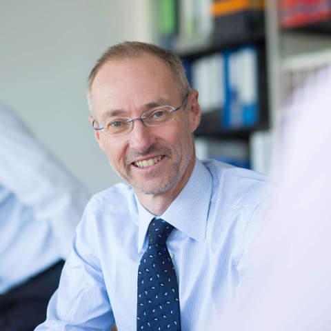 Porträtfoto Michael Leinauer - Wirtschaftsprüfer, Steuerberater