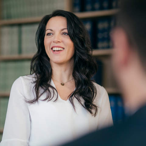 Porträtfoto Miriam Rosenthal - Rechtsanwältin, Steuerberaterin - Tax-Compliance